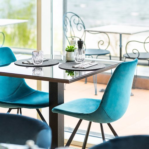 Prime Restaurant Ahlbeck table for two
